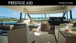 PRESTIGE 630 - Luxury yachts by prestige