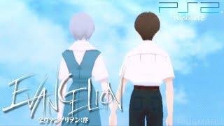 ヱヴァンゲリヲン:序 【後編】 PS2実機 / evangelion:jo 2/2