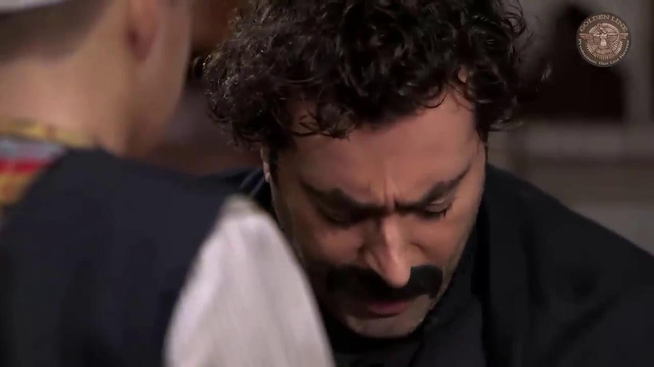 سماح الزعيم رؤية عكاش ابنه -  باسم ياخور -  سلوم حداد -  خاتون