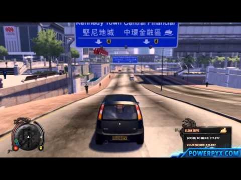 Sleeping Dogs - Safe Driver Trophy / Achievement Guide