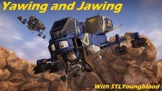 PS2: Yawing and Jawing 3 - Optimization Talk!