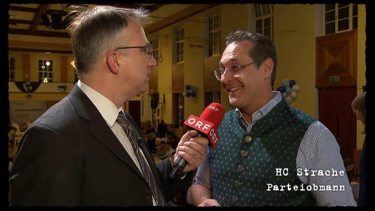Peter Klien: Politischer Aschermittwoch der FPÖ | Willkommen Österreichyoutube.com