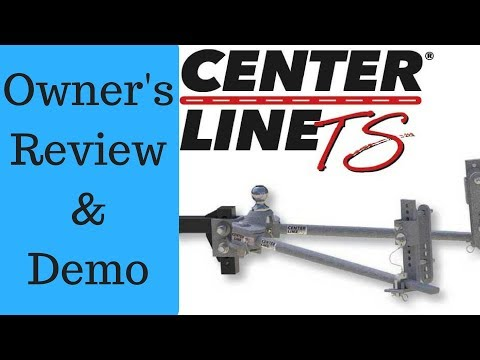 Husky Centerline TS Weight Distribution & Sway Control - Owner's Review