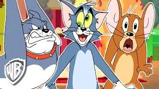 Tom & Jerry em Português | O desastre da casa | WB Kids