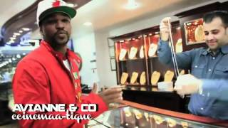 Cam'Ron Picks Up Diamond UN Chain From Avianne   Co Jewelers