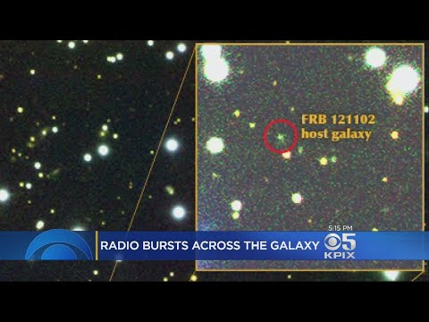 UC Berkeley Researchers Investigate Unusual Radio Pulses From Dwarf Galaxy