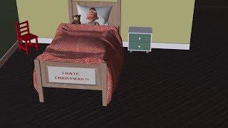 The Bah Humbug Christmas Card  Matt Riley Studio