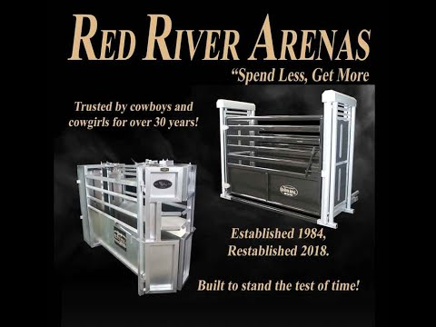 New From Red River Arenas In 2018