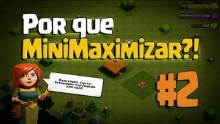 Iniciando uma nova vila no clash of clans {hard Gam3plays} ep #2
