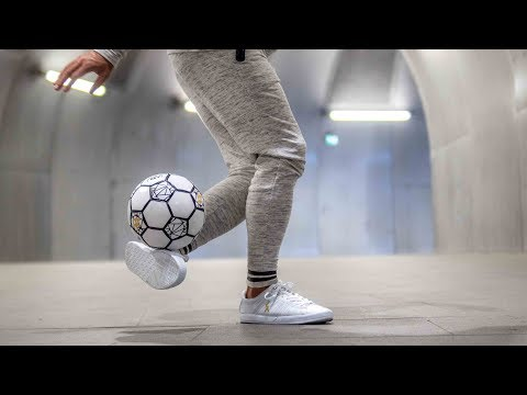 The Most Beautiful FootballFutsal Freestyle Skills & Tricks ★ 1