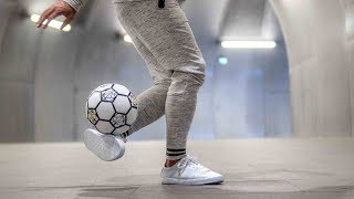 The Most Beautiful Football/Futsal Freestyle Skills & Tricks ★ #1