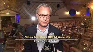 Palmarès du Droit 2021 - BBLM Avocats - Arbitrage et MARC