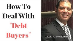 How to Deal With Debt Buyers in Texas Houston Debt Collection Defense Attorney