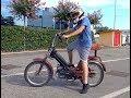 Garelli Vip: When I'm Big I'll Became A Harley