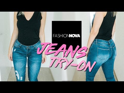 FASHIONNOVA JEANS TRY-ON HAUL!! 👖 | COCO Chanou
