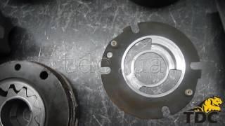 Ремонт гидравлики бетономешалки (миксера) MAN - гидропара Rexroth A4VTG90 и A2FM80(, 2016-09-30T04:58:39.000Z)