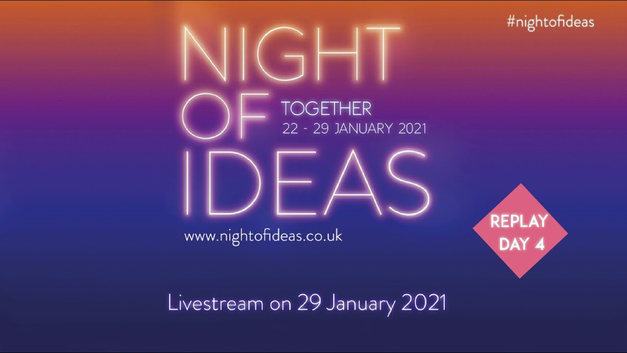 Night Of Ideas 2021 - Closing Concert