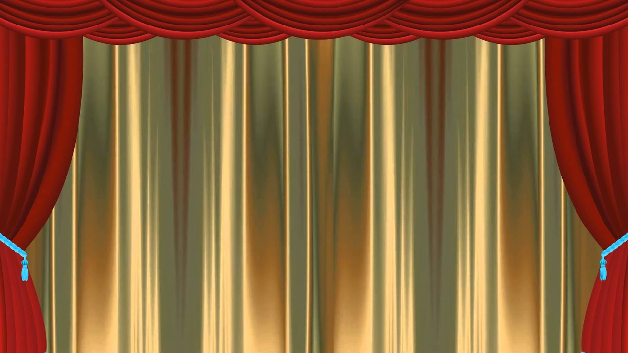 Stage curtains animation - Stage Curtains Animation 53