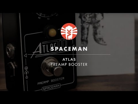 Spaceman Atlas III | Guitar Pedal | Vintage King