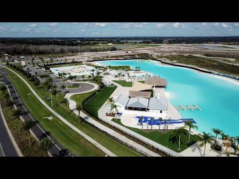 Blue Lagoon - 2018. Florida Wesley Chapel
