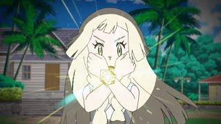 Lillie Practices a Z-Move | Pokémon the Series: Sun & Moon—Ultra Legends | Official Clip