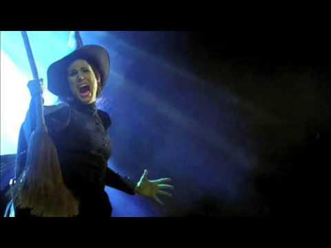 Wicked the Musical Tour - Backstage