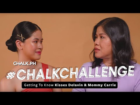 Chalk.ph Presents: Getting To Know Kisses Delavin and Mommy Carrie