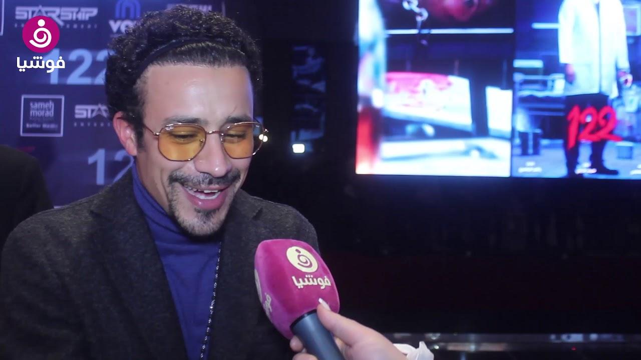 أحمد داوود يرد على الأصداء بعد المشهد الرومانسي مع زوجته علا رشدي!