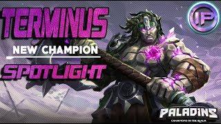 TERMINUS - Champion Spotlight | Paladins ITA