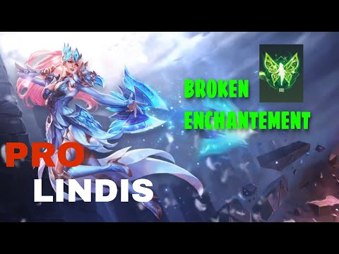 LINDIS IS SO BROKEN- CONQUEROR GAMEPLAY |AoV | * RoV | Liên Quân Mobile