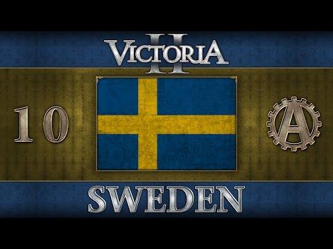 Victoria 2 Let's Play Sweden 10