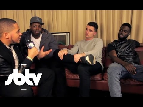 Ghetts, Hobbie Stuart & Jamal Edwards | On The Sofa: SBTV