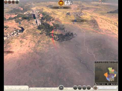Total war: Rome2 Parthian Empire part 2