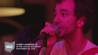Albert Hammond Jr. - Caught By My Shadow (Live from The Big Room)