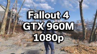 fallout 4 gtx 960m i5 6300hq dell 15 6 full hd 1080p