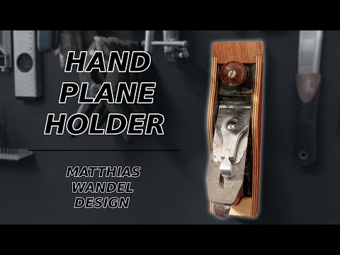 Hand Plane Holder