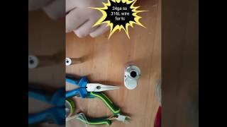 Melo 3 mini ecl coil rebuild (tekrar sarım)