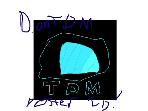 roblox | Dantdm poster/decal id code | IT'S AMAZING!