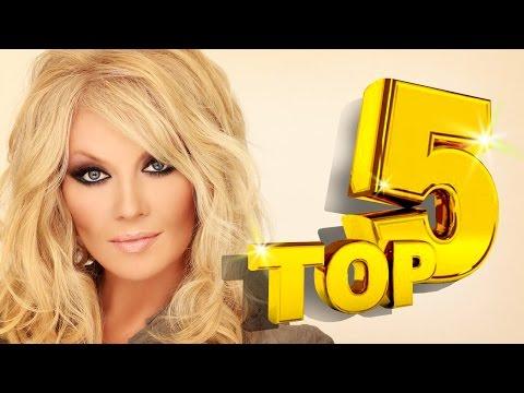 Таисия Повалий - TOP 5 - Новые и лучшие песни - 2016