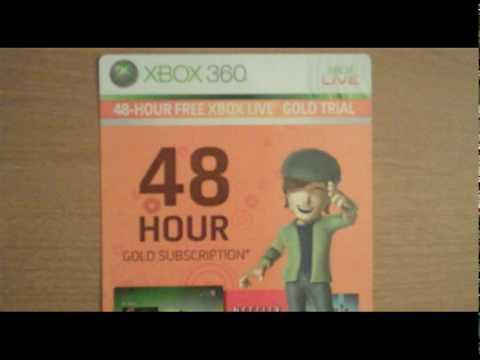Free Xbox Live Trial