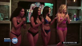 Skin To Win  | The Playboy Morning Show