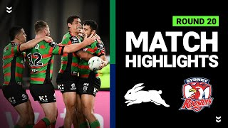 Rabbitohs v Roosters | Round 20 2020 | Telstra Premiership | NRL