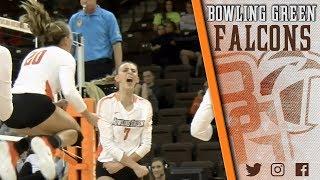 BG Volleyball MAC Tourney Hype!