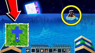 If You See THIS in Minecraft... Do NOT FOLLOW IT! (EP15 Scary Survival 2)