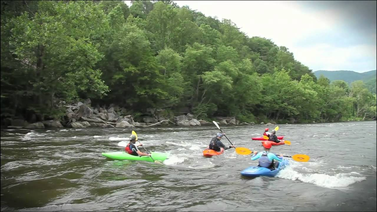 Image gallery kayaking mountains for Pigeon forge fishing