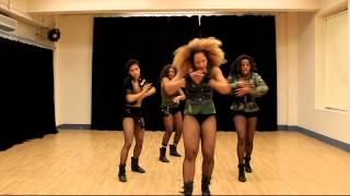 "Beyonce ""End of Time"" Choreography by Victor Sho"