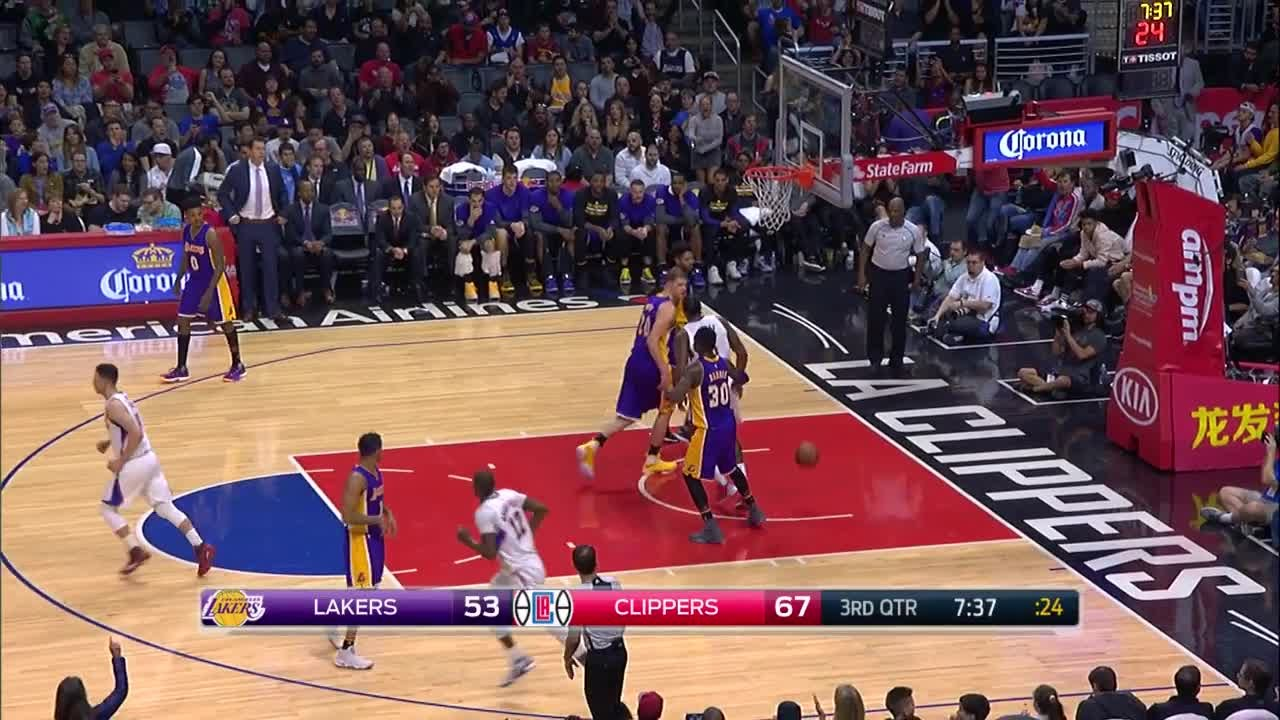 Quarter 3 One Box Video :Clippers Vs. Lakers, 1/14/2017 12 ...