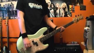 """Blink-182 """"Online Songs"""" Bass Cover"""