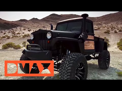 Dodge Diesel Trucks >> Diesel Brothers - Willys Jeep Truck - YouTube