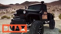 Willys Jeep Truck | Diesel Brothers | DMAX Deutschland